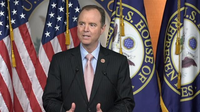 The top Democrat on the House intelligence committee is accusing the Republican committee leader of creating doubt about the committee's ability to conduct an independent investigation about Russia and President Trump's campaign. (March 22)
