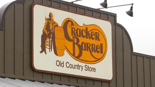 Cracker Barrel trolled over alleged employee firing