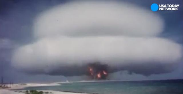 Declassified nuclear test footage will blow your mind