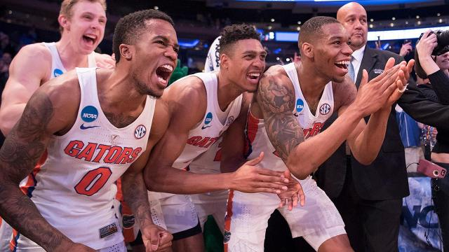 The NCAA tournament finally delivered the ending it was missing in Florida's overtime win over Wisconsin.