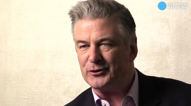 'The Boss Baby' star Alec Baldwin says he was the 'boss baby' growing up. Now, one of his kids has taken the title at home.
