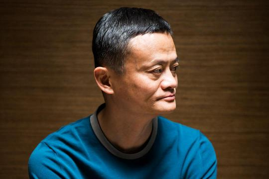 Alibaba Founder Jack Ma is investing in small business and tech.