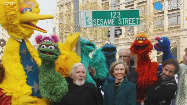 For decades, 'Sesame Street' has portrayed a character that reminds us of a certain billionaire president.
