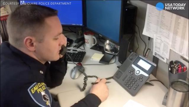 Officer Roder didn't bite when he received an urgent phone call from the IRS. Watch him turn the tables on this scammer.