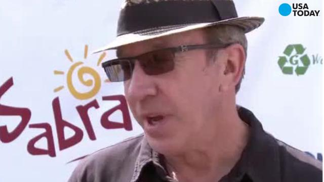 The Anne Frank Center for Mutual Respect demanded an apology from actor Tim Allen after he compared life for Hollywood conservatives to living in '30s Germany.' 'It's time for you to leave your bubble to apologize to the Jewish people...'
