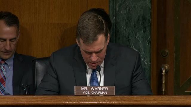 The Senate Intelligence Committee focused squarely on Russia Thursday and its attempts to undermine not only the 2016 U.S. presidential race but future elections around the globe. (March 30)