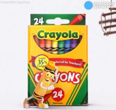 Crayola is retiring one color, you could name the next