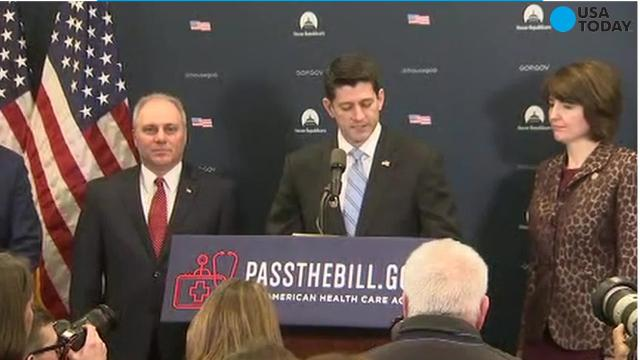 House Speaker Paul Ryan spoke Tuesday about the importance of repealing and replacing Obamacare.