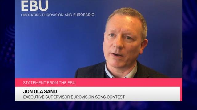 Executive Supervisor Eurovision Song Contest: 'We have to respect the local laws of the host country'