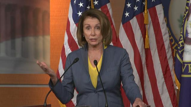 Top House Democrat Nancy Pelosi calls the move to push the GOP healthcare bill for a vote in the House before being assured enough votes a 'rookie error'. (March 23)