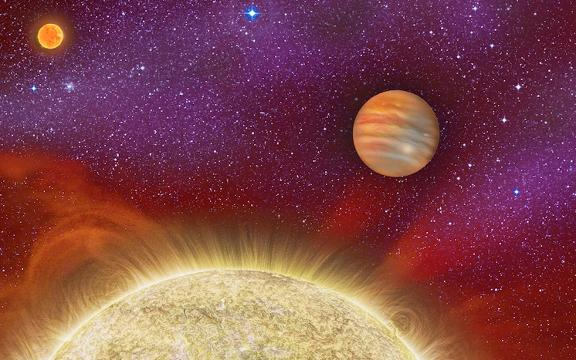 With NASA's recent announcement of a nearby star with seven Earthlike planets, come a whole new range of possibilities.