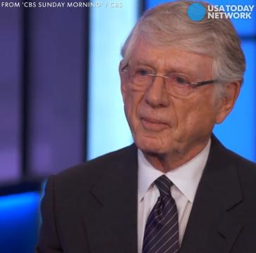 Things got tense when veteran journalist Ted Koppel interviewed Fox News' Sean Hannity on CBS Sunday Morning. The two spoke about media bias and the 'fake news' epidemic.