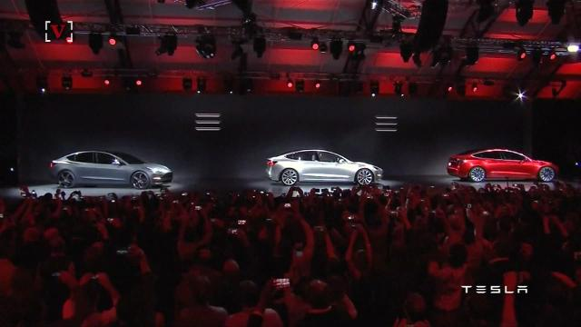 Worth $50.84 million, Teslas just became America's most valuable car company.