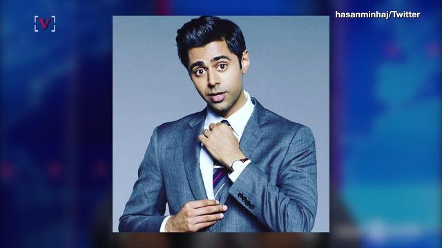 Comedian Hasan Minhaj will be hosting the White House Correspondents' Dinner. Nathan Rousseau Smith (@fantasticmrnate) explains what we can expect.