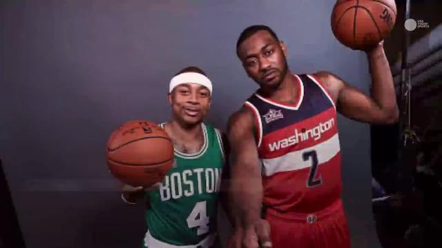 Washington and Boston finish off their first-round matchups to move on to the Eastern Conference semifinals to face each other.