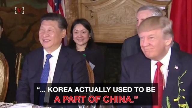 How a single sentence President Trump made enraged South Korea