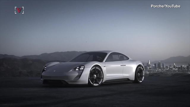 Porsche is looking to become the envy of the green conscious with its latest electric lineup. Nathan Rousseau Smith (@fantasticmrnate) has the details.