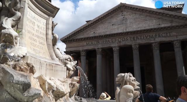Discover the rich history of Rome's Pantheon.