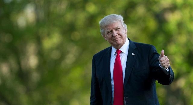 President Trump makes bold economic promises