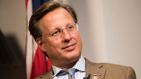 Rep. Dave Brat (R-VA) on healthcare prospects