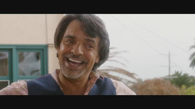 Eugenio Derbez plays Maximo, a gold digger who gets dumped by his wealthy 80-year-old wife. He moves in with his estranged sister (Salma Hayek) and sets his sights on a widowed billionaire (Raquel Welch).