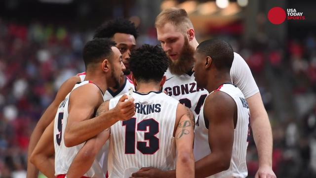 USA TODAY Sports' Dan Wolken recaps the two Final Four semifinal games, won in nail-biters by Gonzaga and North Carolina.