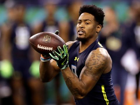 NFL draft prospect Gareon Conley accused of rape; no charges filed