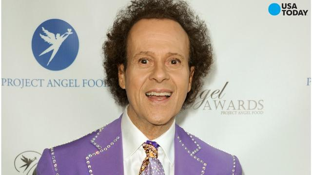 Richard Simmons took some time to thank his medical professionals after he was hospitalized for indigestion.
