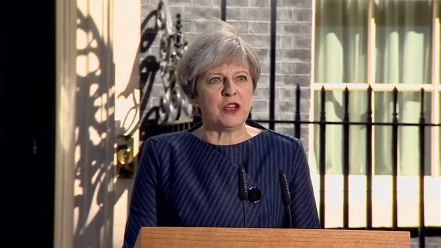 U.K. Prime Minister calls surprise elections