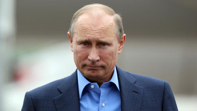 Putin: missile strikes on Syria deal 'serious blow' to US-Russia ties