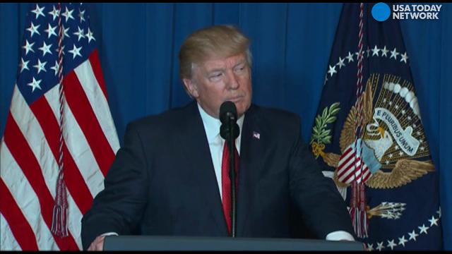 Trump: No child of God should ever suffer