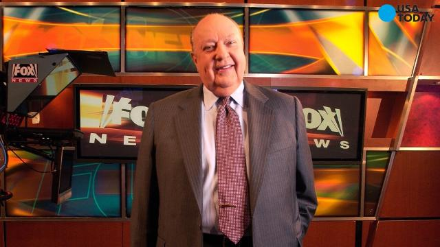 TV series will document the rise and fall of Roger Ailes