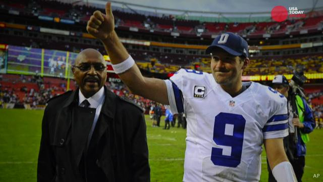 The games (and injuries) that defined Tony Romo's career