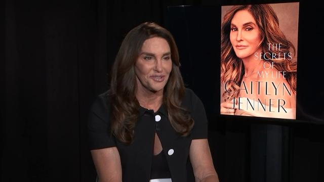 Caitlyn Jenner believes if her father were still alive he would likely not understand her being transgender. (April 24)
