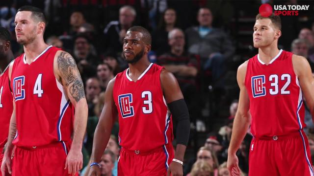 USA TODAY Sports' Sam Amick discusses the lingering topic of whether the Clippers core players will stay intact after this season.