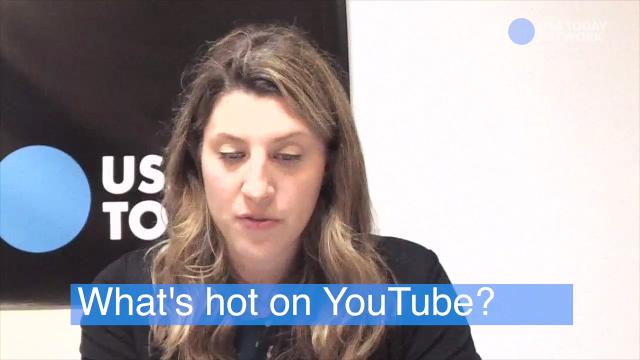 Which videos are trending big time on YouTube, Facebook and Instagram? Allison Stern knows. The co-founder of Tubular Labs, she monitors online video and publishes monthly reports on usage trends. Stern stopped by the #TalkingTech Live podcast.