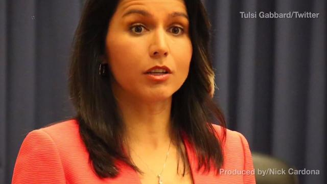 Gabbard considering boycotting October debate, claims DNC and media are 'trying to hijack' election