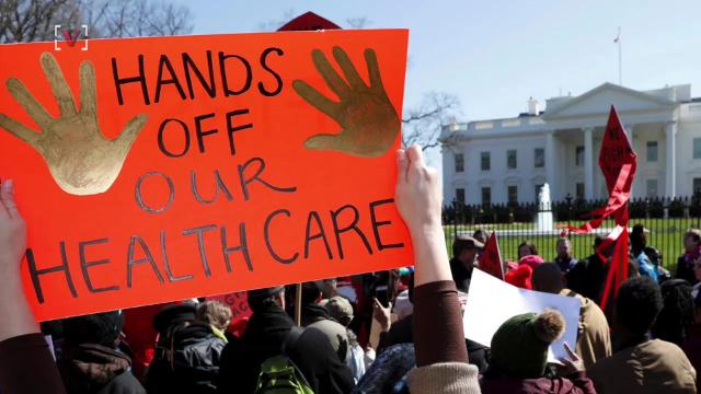 As President Donald Trump continues to push his agenda of repealing and replacing Obamacare, Americans are not on his side about this. Susana Victoria Perez (@susana_vp) has more.