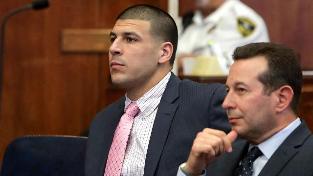 Aaron Hernandez's family will receive copies of the three suicide notes that he allegedly left behind when he killed himself at Souza-Baranowski Correctional Center last week, according to The Boston Globe.