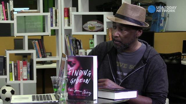 Author Eric Jerome Dickey talks to USA TODAY's Carly Mallenbaum about what works, and what doesn't, when writing erotic scenes during a #BookmarkThis Facebook Live chat.