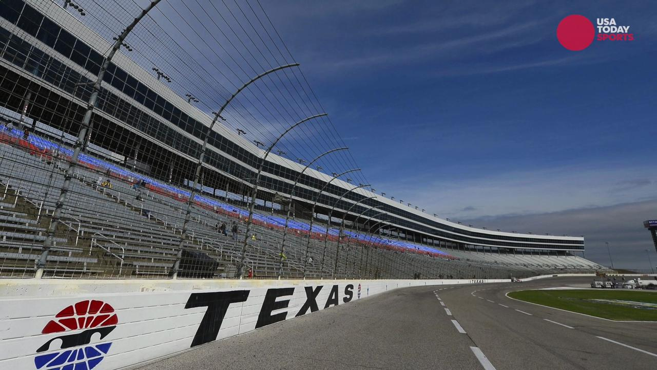 Crashes abound during first nascar practice at repaved for Nascar tickets for texas motor speedway