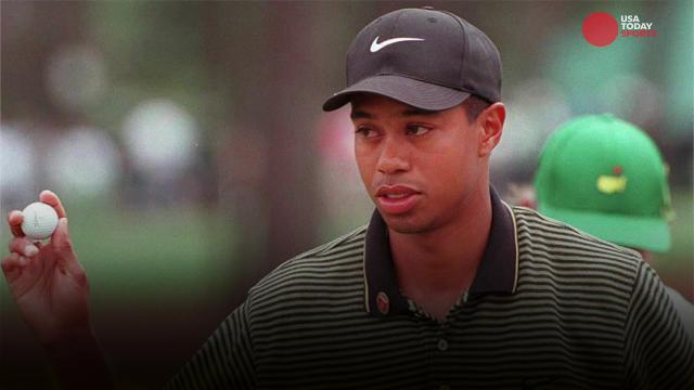 Woods had a unique eating regimen during his historic 1997 run at the Masters.