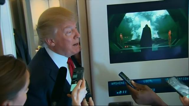 Trump: Syria attack was 'a disgrace to humanity'