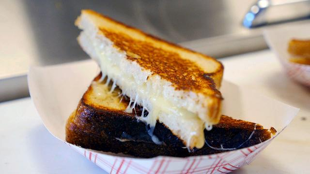 Grilled Cheese Sandwiches Memphis