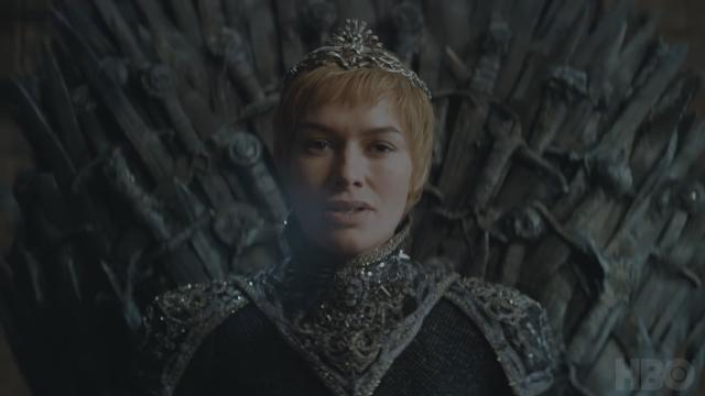 With one chilly breath, Cersei reveals winter has finally come to 'Game of Thrones.' Season 7 premieres July 16 on HBO. Until then, there's plenty of quality TV to keep you enchanted.
