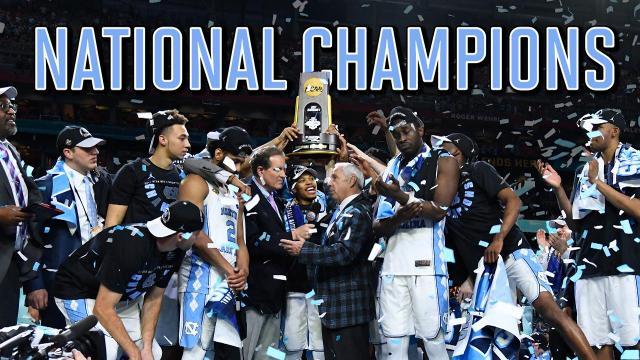 North Carolina beats Gonzaga for sixth national championship