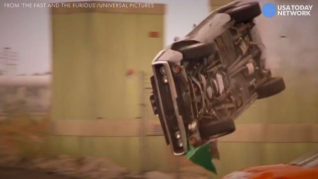 With the eighth installment of the 'Fast and Furious' franchise hitting theaters April 14, we compiled the eight most insane car stunts from the movies. You're welcome.