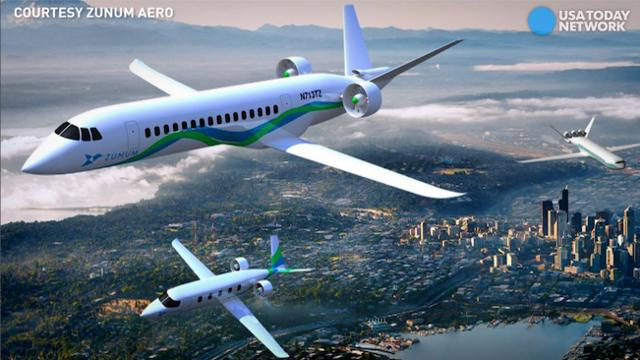 Zunum Aero is developing electric planes to get travelers out of cars and into the air for regional travel.