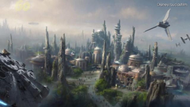 Disney and Lucasfilm are bringing Star Wars to life at Disneyland and Disney World. Keri Lumm (@thekerilumm) reports on this immersive Star Wars adventure.