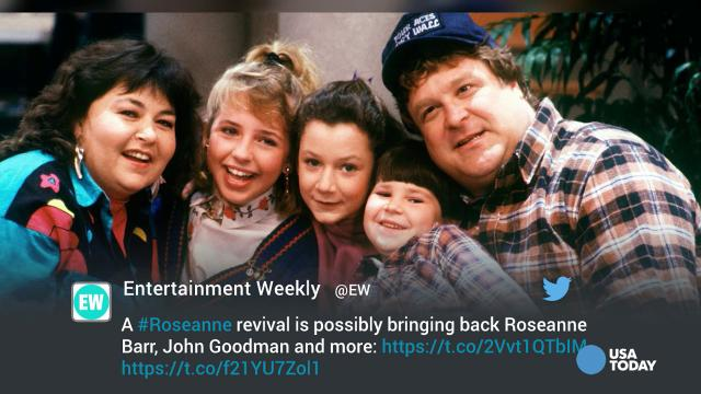 It looks like the 'Roseanne' series might be jumping on the revival bandwagon. According to reports the 1990s hit sitcom might be the next show to get a revival. Variety and Deadline both reported that many of the original cast will return.